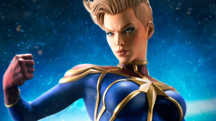 Captain Marvel Most Hated